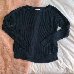 CLOSING Hollister crew sweater size xs